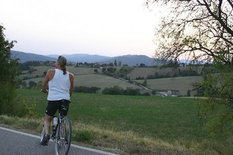 San Benedetto bike ride