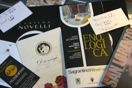 Sagrantino Wine Festival
