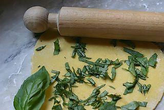 Fresh Basil Pasta
