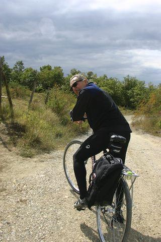 Biking Casa Ginestra