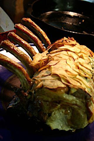 Pork Roasted