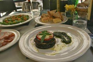 A Joyous Lunch: Spirito Divino