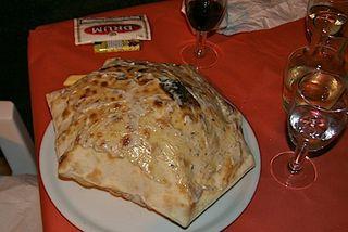 Pizza Doppio di Triangolo