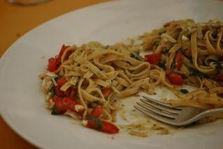 Deconstructed Pesto