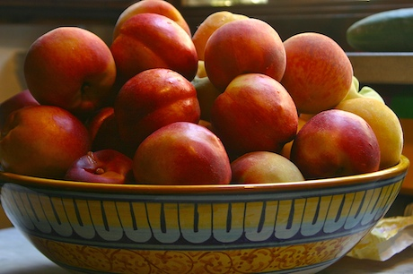 Big Bowl of Peaches