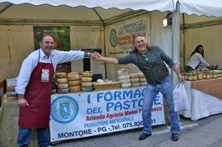 Jeff & Franceso Monni