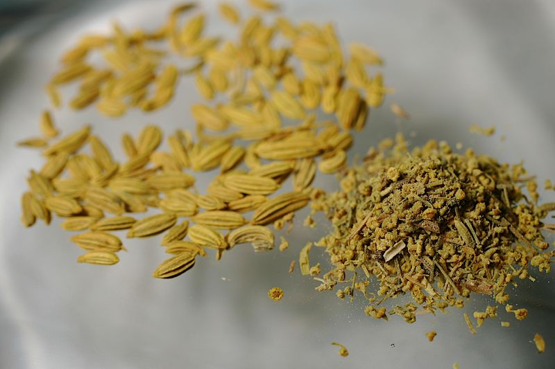 Fennel Seed and Fennel Flower Pollen