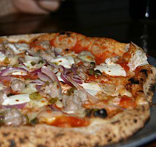 Roberta's Beast Master Pizza