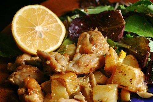 Chicken & Olives & Lemons