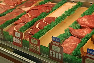 Snider Bros- Beef Counter