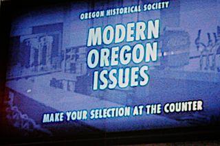 Modern Oregon