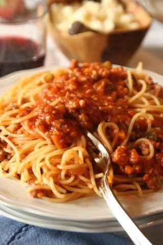 Pork Bolognese Sauce