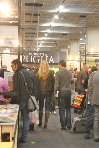 Take a left at Puglia