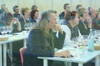 Wine and Parmigiana