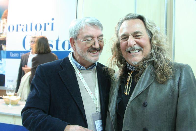 Gaspare Buscemi and Jeff Albucher