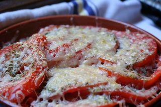 Heat Kissed Tomato Salad