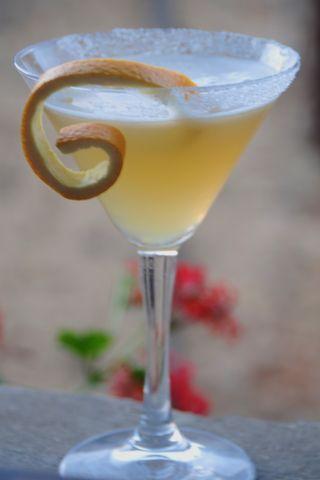 Lauren's cocktail