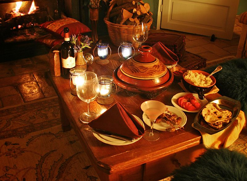 Algerian Night