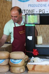 Francesco and his Cheese