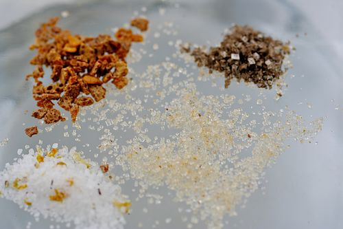 Seasoned salt Seasoned sugar (1)