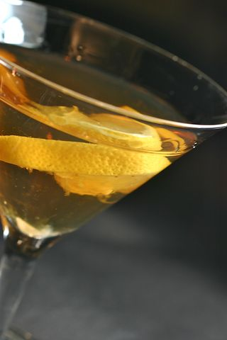 Quiet Cocktail