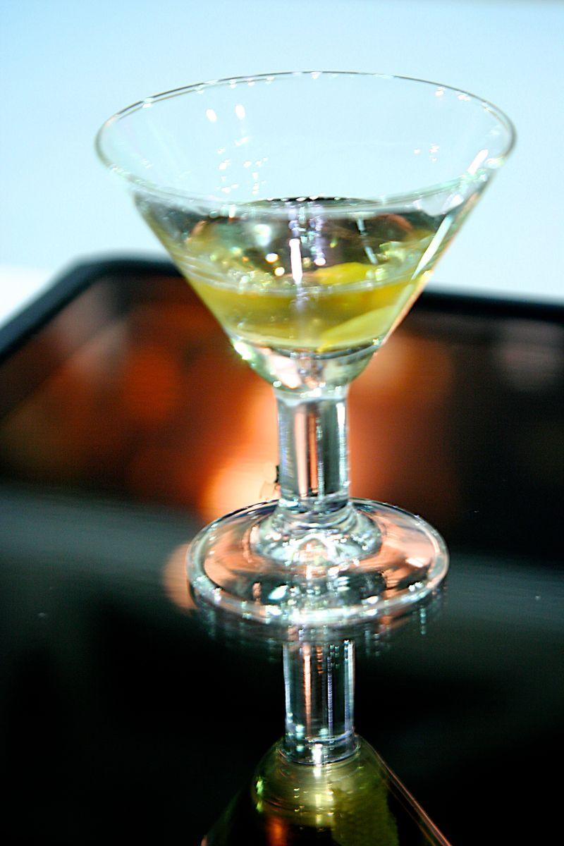 Perrone Martinez Cocktail