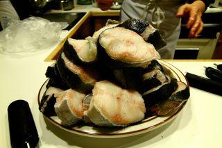 Sablefish Steaks (1)