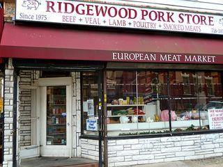Ridgewood Pork Store