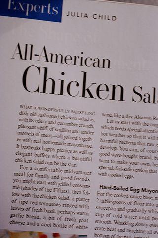 All American Chicken Salad