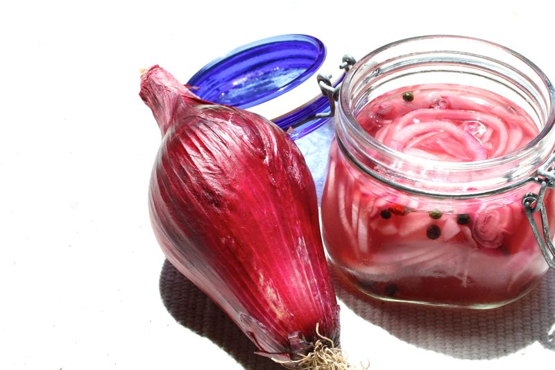 Pickled Onion