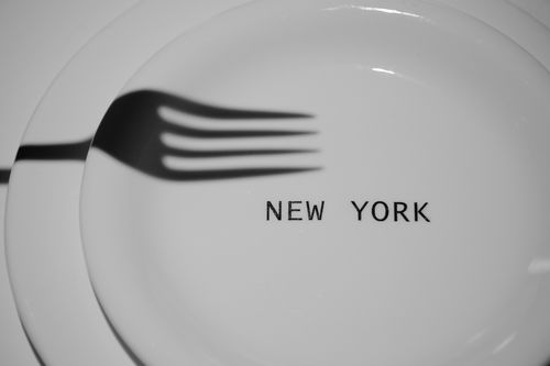 Dining in New York