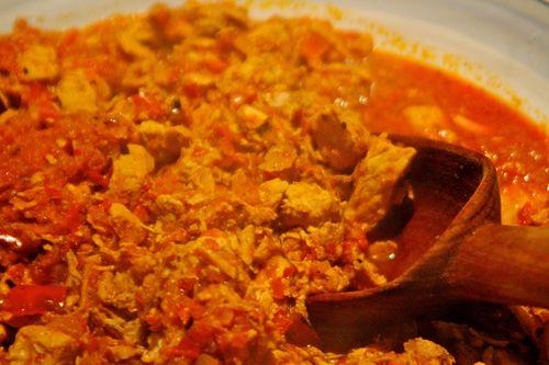 Guajillo Pork Stew