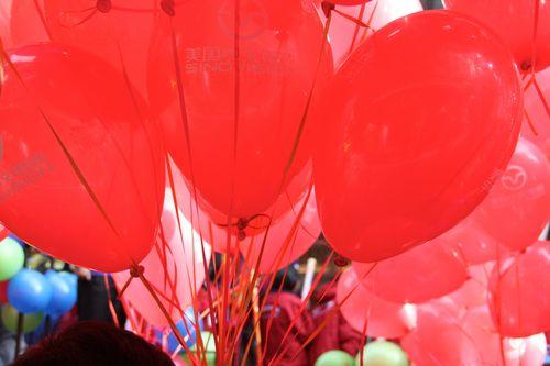Buoyed on Balloons