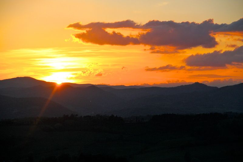 Savor the Sunset