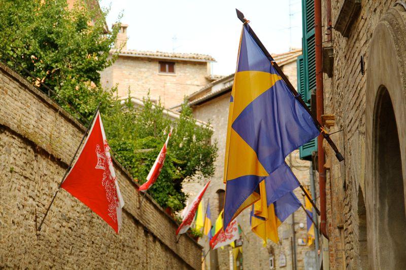 Festa Time in Montone