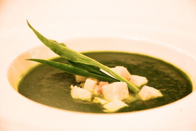 Erbe soup