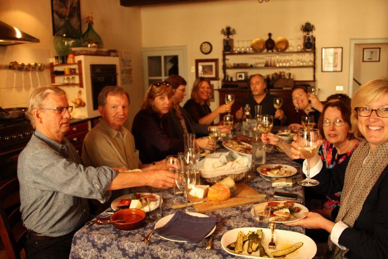 Writer's Dinner