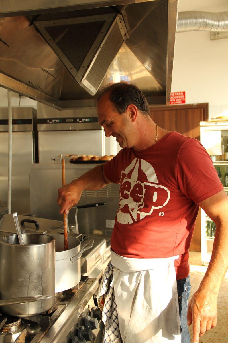Chef Maurizio