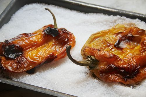 Roast Peppers