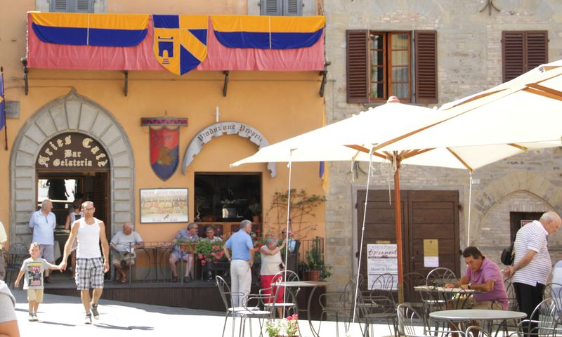 The Piazza