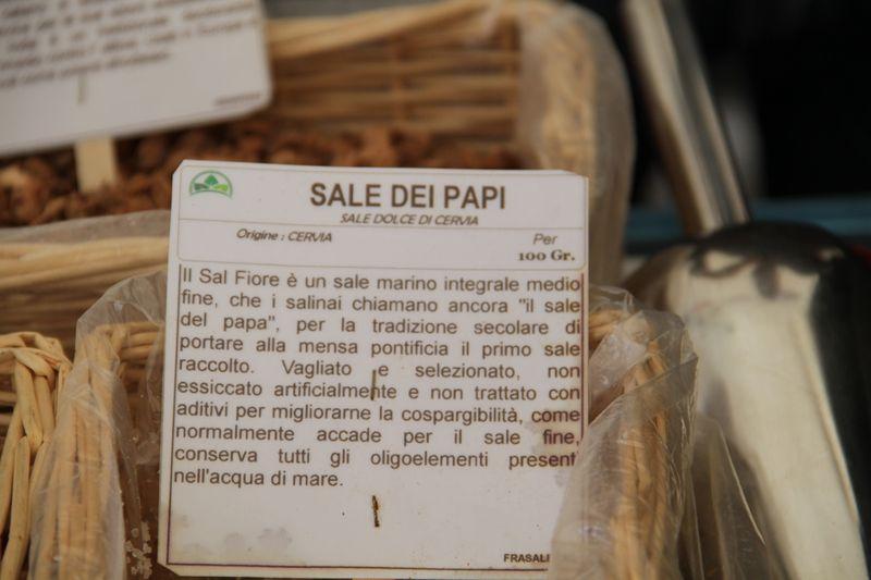 Sale dei Papa