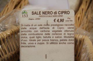 Sale Nero
