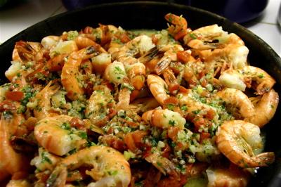 Shrimp_provencale