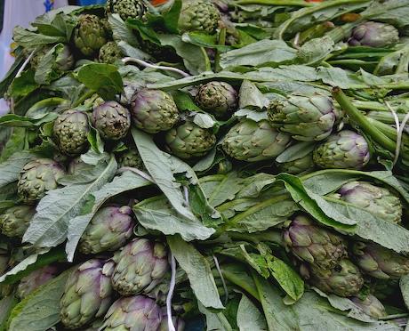 Artichokes_italy_farmers_market